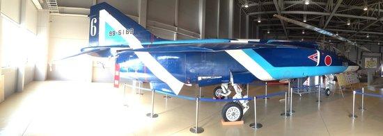 Ishikawa Aviation Plaza: T2ブルーインパルス