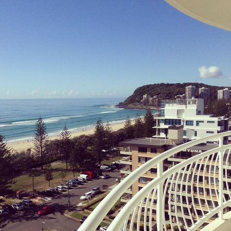 2nd Avenue Apartments : View of beautiful Burleigh