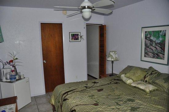 Hale Moana Bed & Breakfast : Bedroom