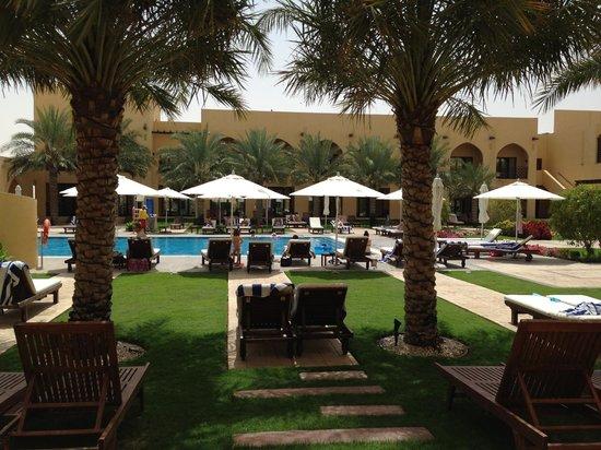 Tilal Liwa Hotel: Relxing