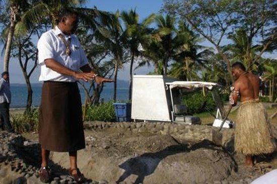 Sofitel Fiji Resort & Spa : Afternoon entertainment