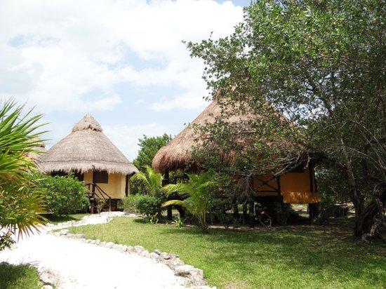Hotel Villas Delfines: Cabañas