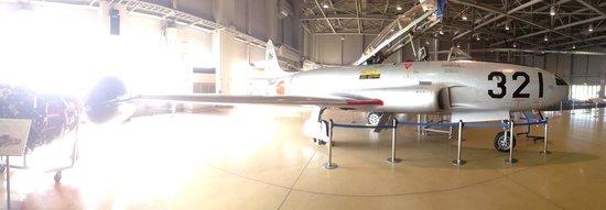 Ishikawa Aviation Plaza: Tー33A