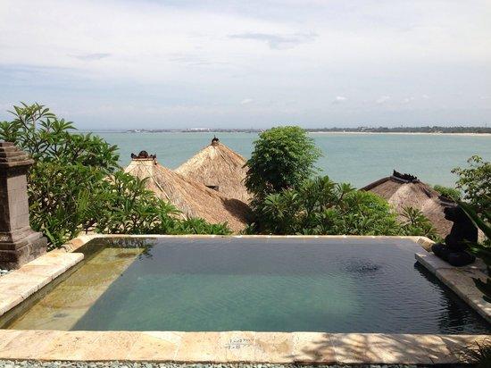 Four Seasons Resort Bali at Jimbaran Bay : Ocean view