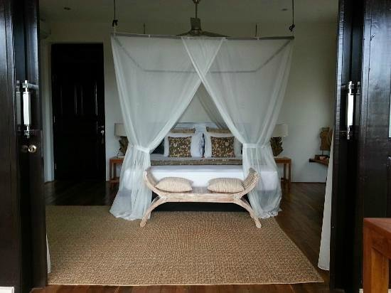 Villa Flow : Coconut House bedroom