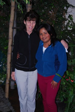 Hostal Dona Esther: A favorite staff member!