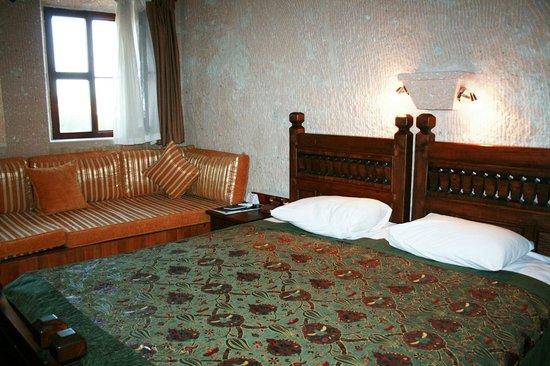 MDC Hotel : room