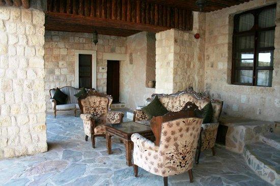 MDC Hotel : sitting area