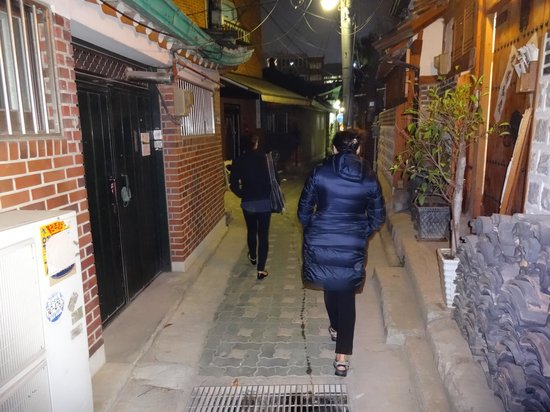 Namhyundang Guesthouse: street