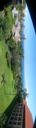 AYANA Resort and Spa: View from Club Lounge