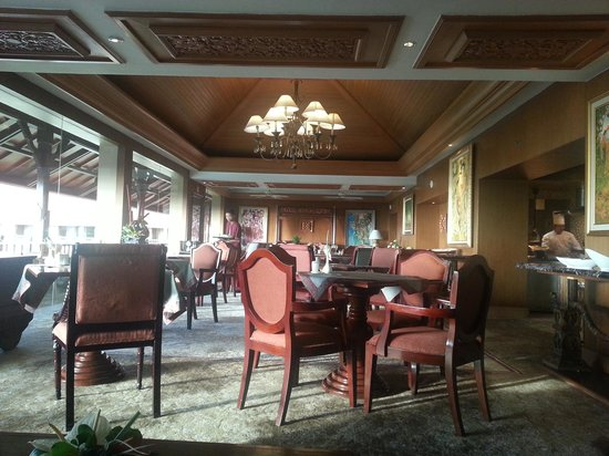 AYANA Resort and Spa: Club Lounge - inside