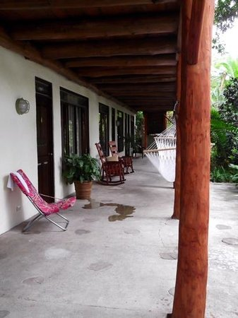 Tabulia Tree Hotel & Villas: great place to hang out & relax