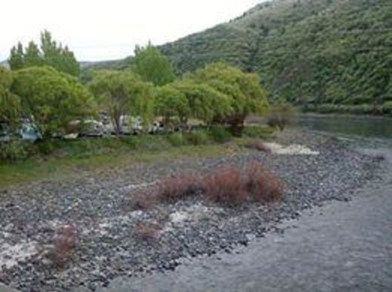 Swiftwater RV Park: Salmon Rivers edge