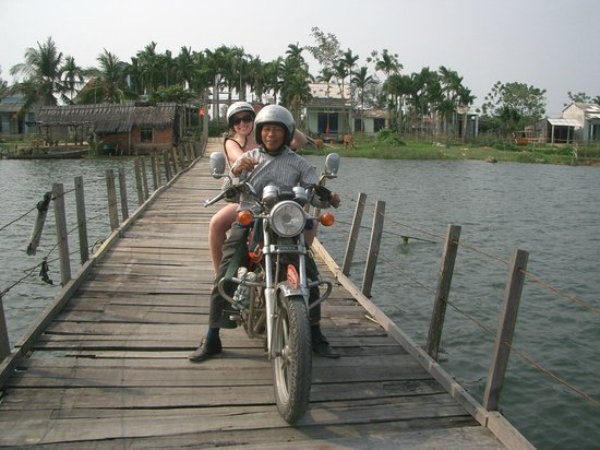 Mr Son Hoi An Easy Rider