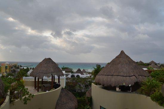 Maya Villa Condo Hotel & Beach Club: Roof View