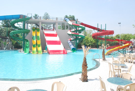 Hoshiarpur, India: water park photo 3