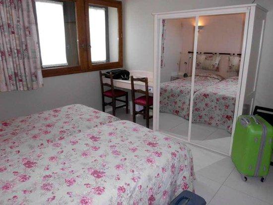 Auberge du Lac : de slaapkamer Dahlia