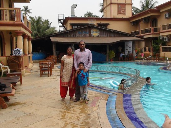 Resort Terra Paraiso: Resort Pool