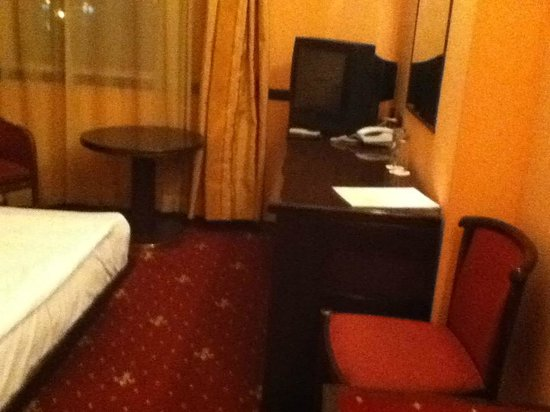 Sofia Plaza Hotel: 室内