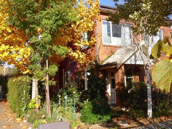 A Colourcity Apartments: Autumn in Orange
