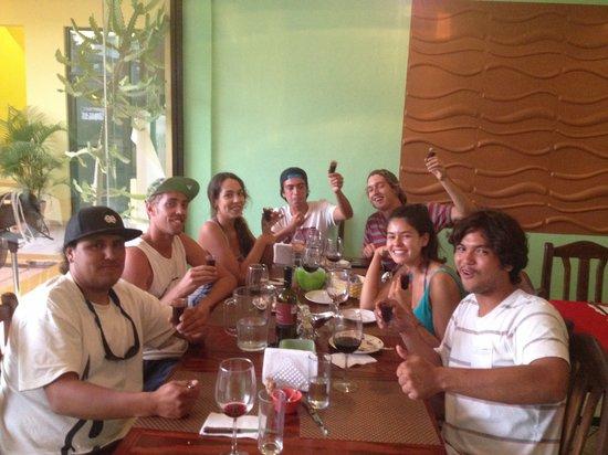 Fiorenza: Happy dinners