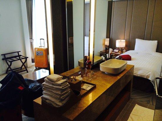 Grammos Hotel : номер на 3-х