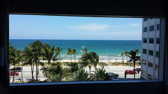 Sonesta Fort Lauderdale Beach: View from room 515