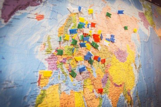 CP HOSTEL: Карта гостей
