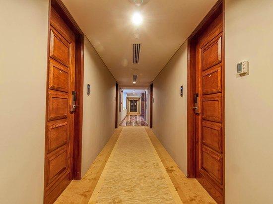 Long Beach Suites Dhaka : Room area