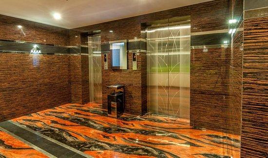 Long Beach Suites Dhaka : Lobby Area
