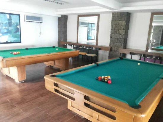Estancia Resort: Billiard Room