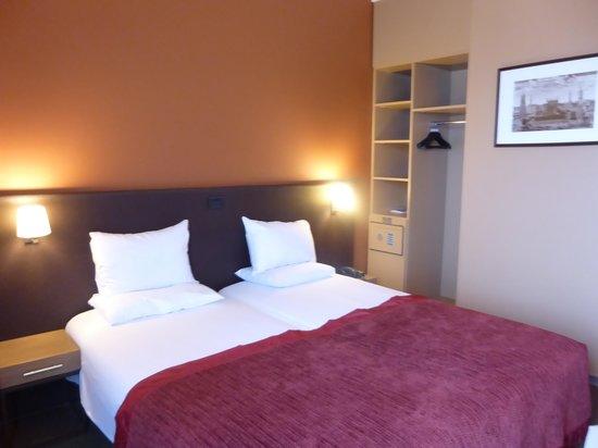 Martin's Brugge: ベッド