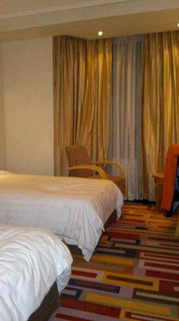 The Wharney Guang Dong Hotel Hong Kong : стандартный номер с Twin Bed