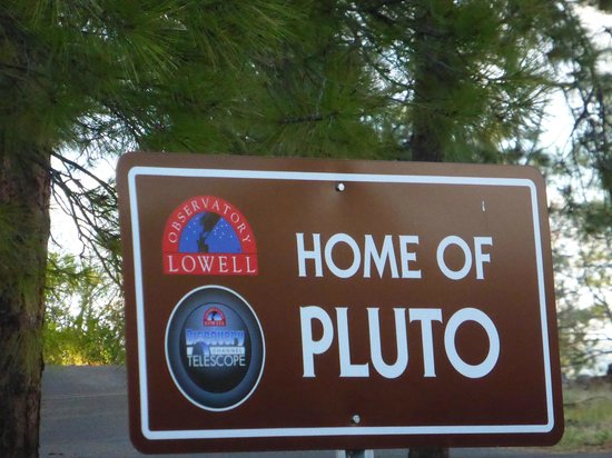 "Lowell Observatory: This is where the Planet ""Pluto"" was discovered"