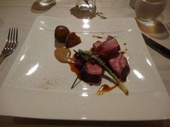 Hotel Cypress Karuizawa: フレンチディナー