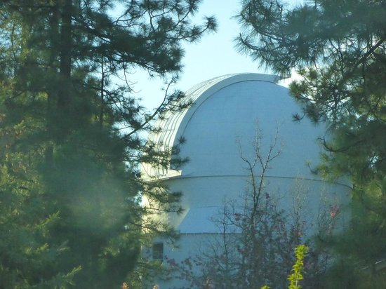 Lowell Observatory: One of the Telescope Domes