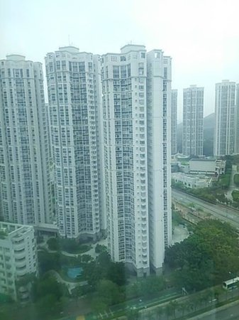 Harbour Plaza Resort City Hong Kong : view