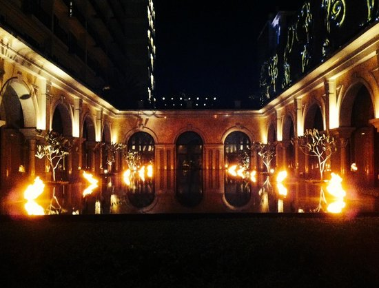 The Leela Palace Chennai: Nuit
