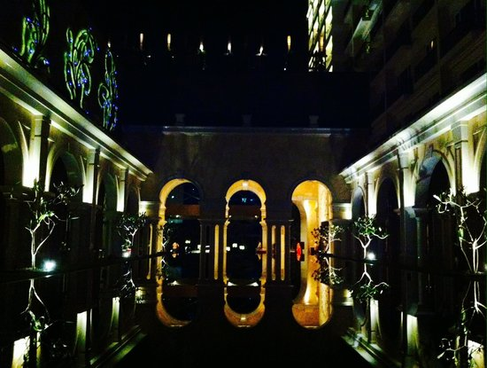 The Leela Palace Chennai: Woaw
