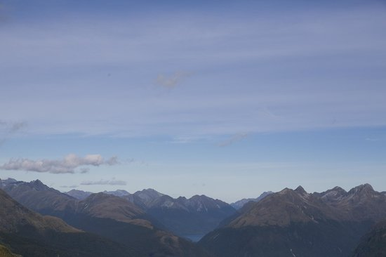 Routeburn Track : Day 1