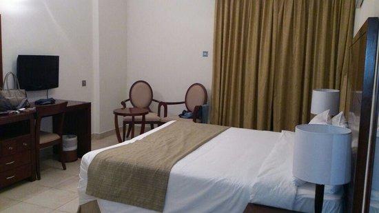 Rose Garden Hotel Apartments - Al Barsha : Номер