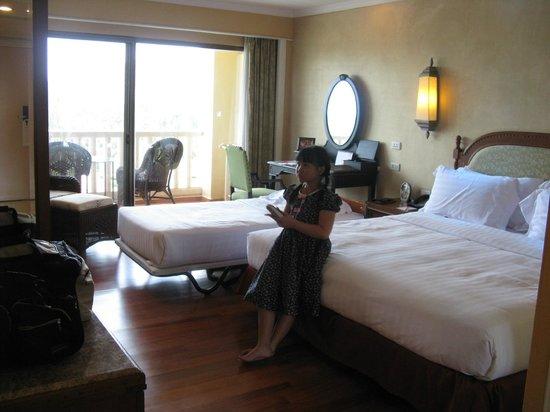 Dusit Thani Hua Hin : Nice room