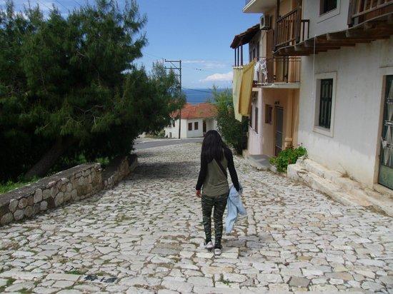 Messina Resort Hotel: Κυπαρισσία άνω πόλη
