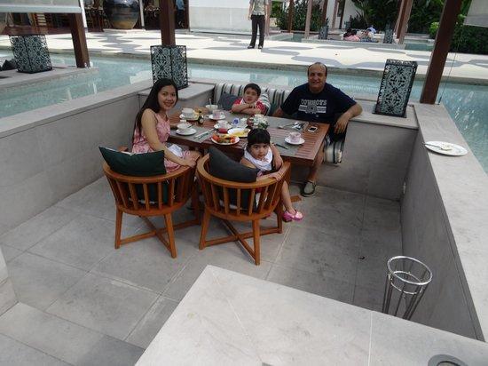 InterContinental Hua Hin Resort: Breakfast Time