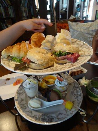 InterContinental Hua Hin Resort: Afternoon Tea Time Offerings