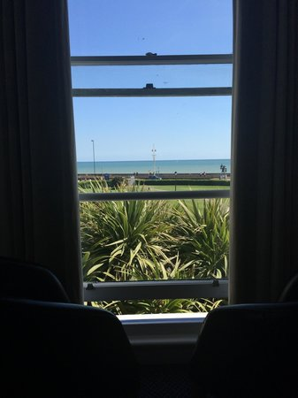 The Royal Norfolk Hotel: Room with a view