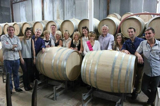 Wine Country Tours: Getting amongst it