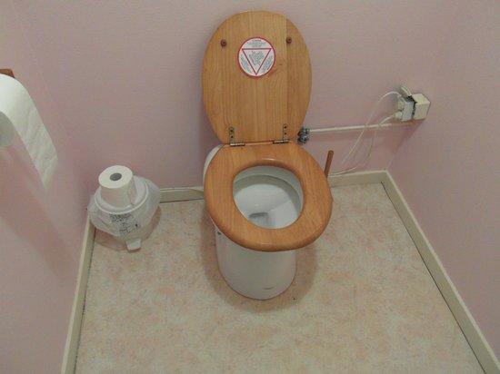 Logis de la Lande: Les wc