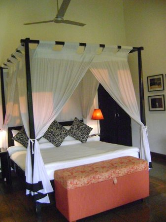 The Wallawwa: Lovely comfortable bed