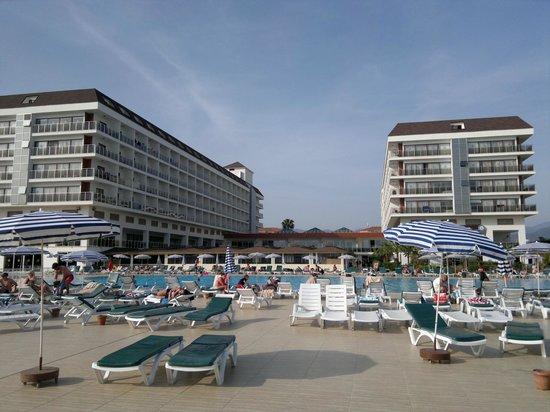 Eftalia Aqua Resort: отель